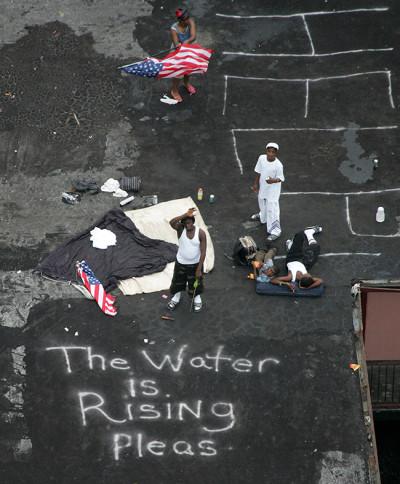 Hurricane Katrina anniversary