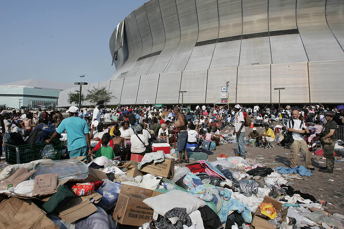 Hurricane Katrina 10th anniversary: 40 powerful photos of New ...