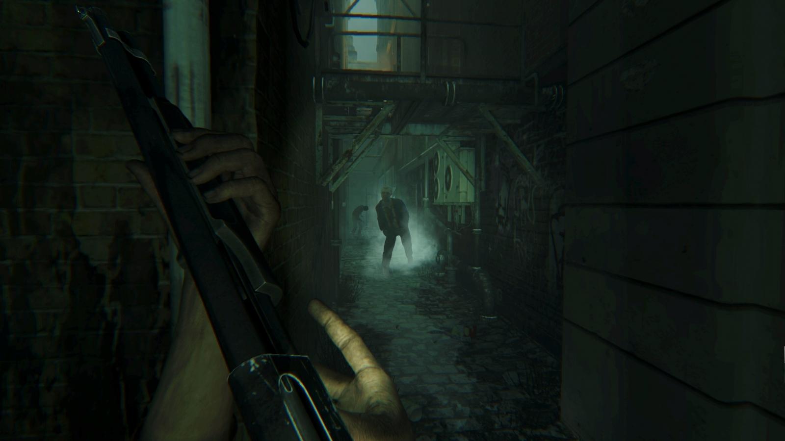 Zombi Xbox One PS4 Remaster