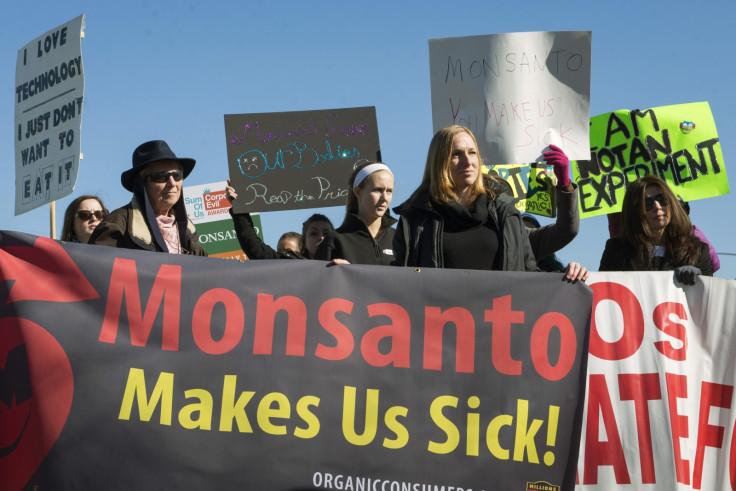 Monsanto GM protest