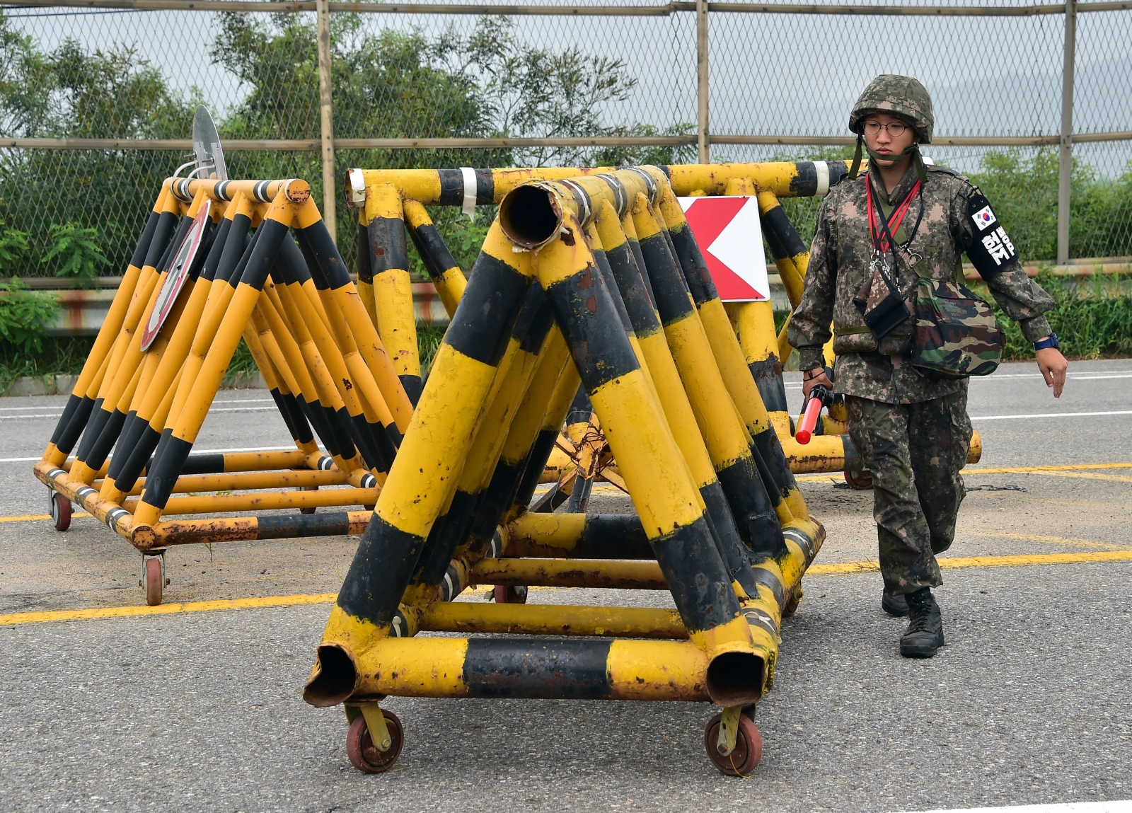 South Korea tensions