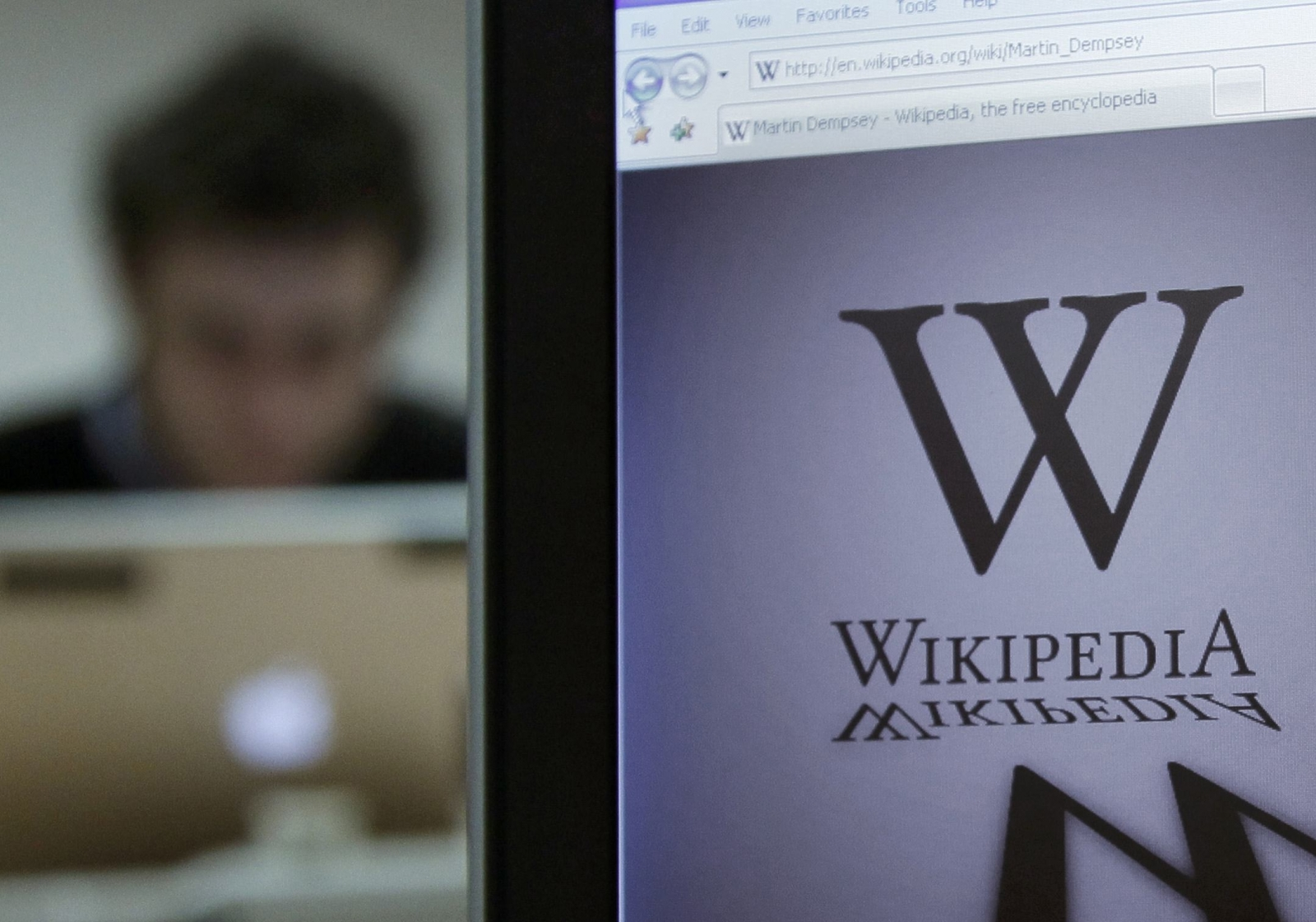 Wikipedia blocked Russia online censorship