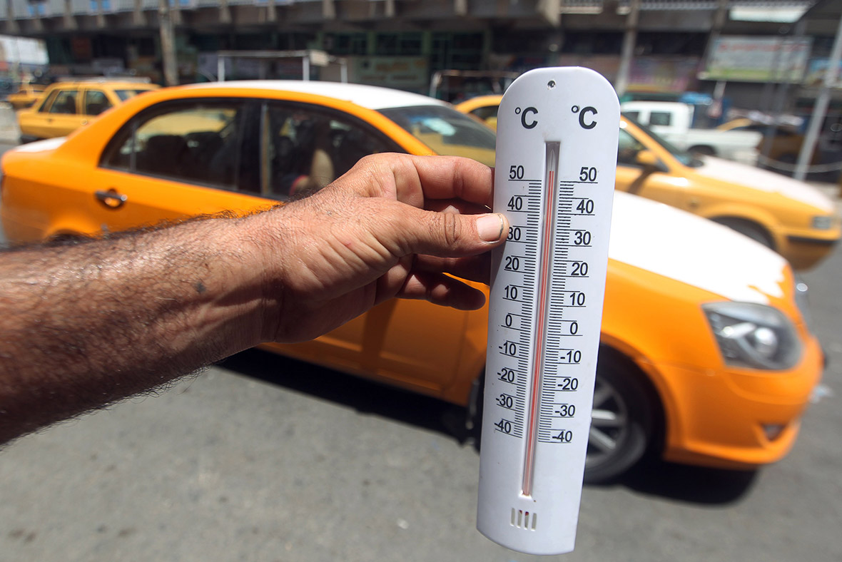 july 2015 hottest month ever