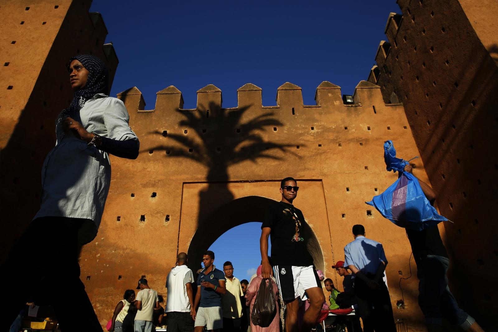 Fès Medina, Morocco