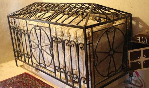 Sarcophagus of Mar Elian