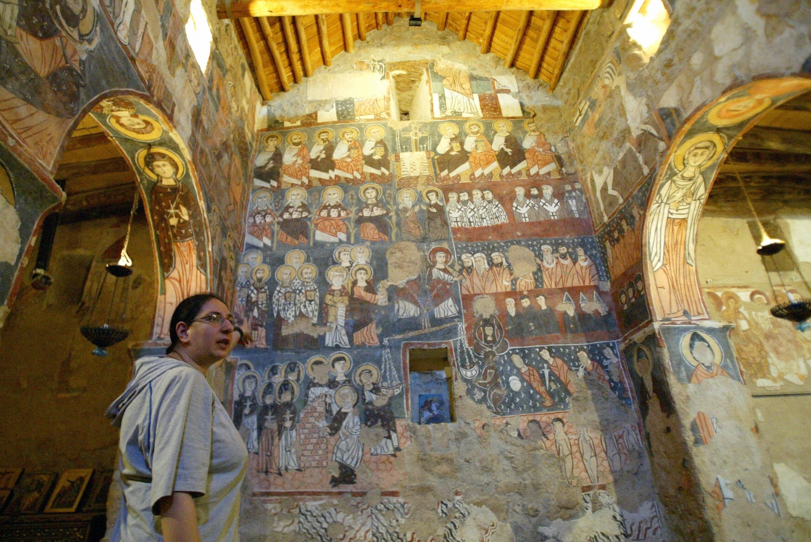 Syria: Ancient Mar Elian monastery bulldozed by Isis was interfaith experiment in divided country