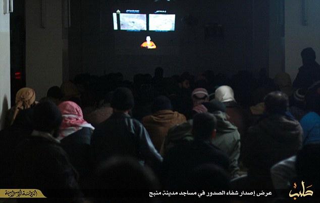 Isis propaganda cinema