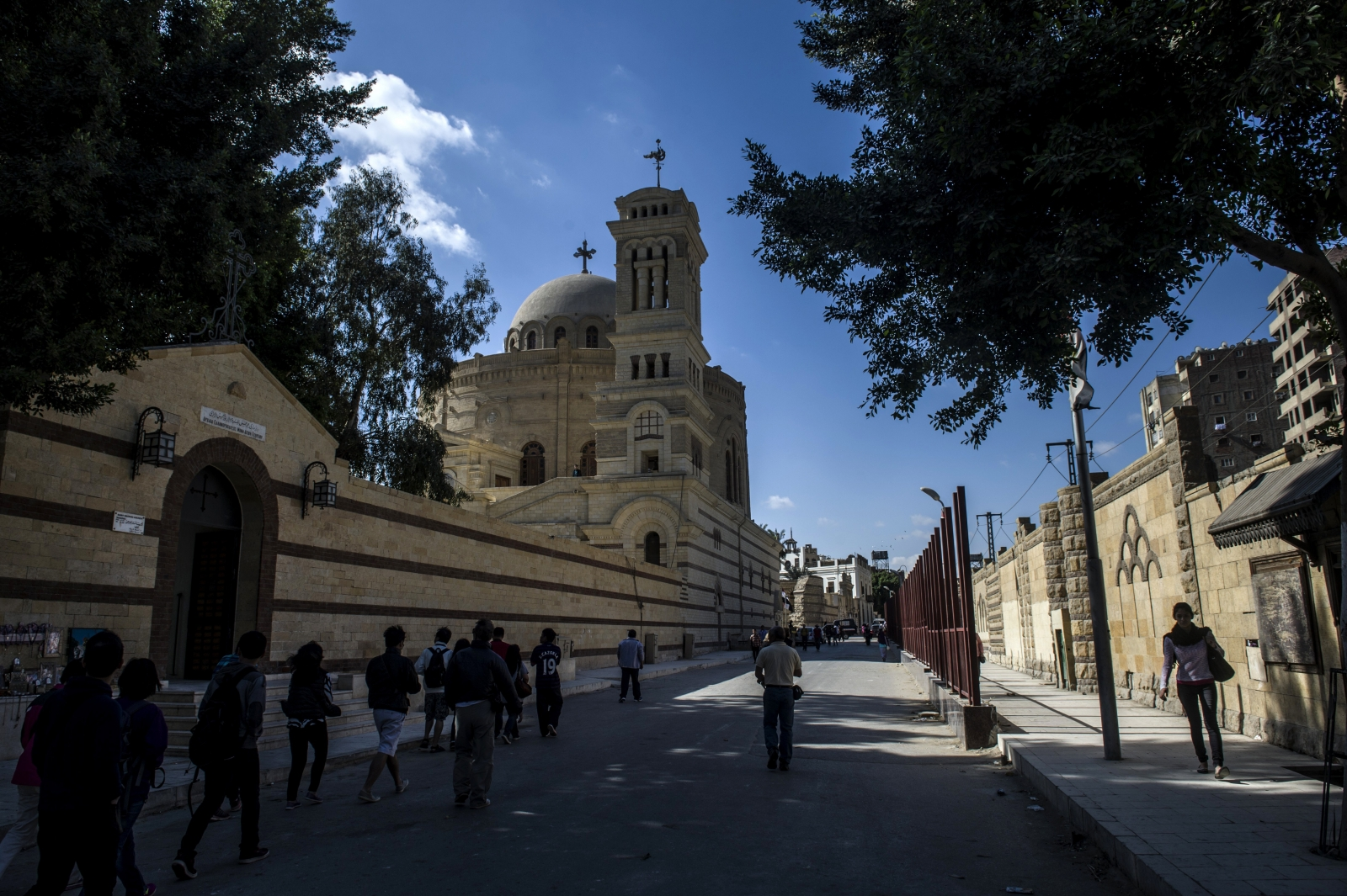 Cairo marriages migrants