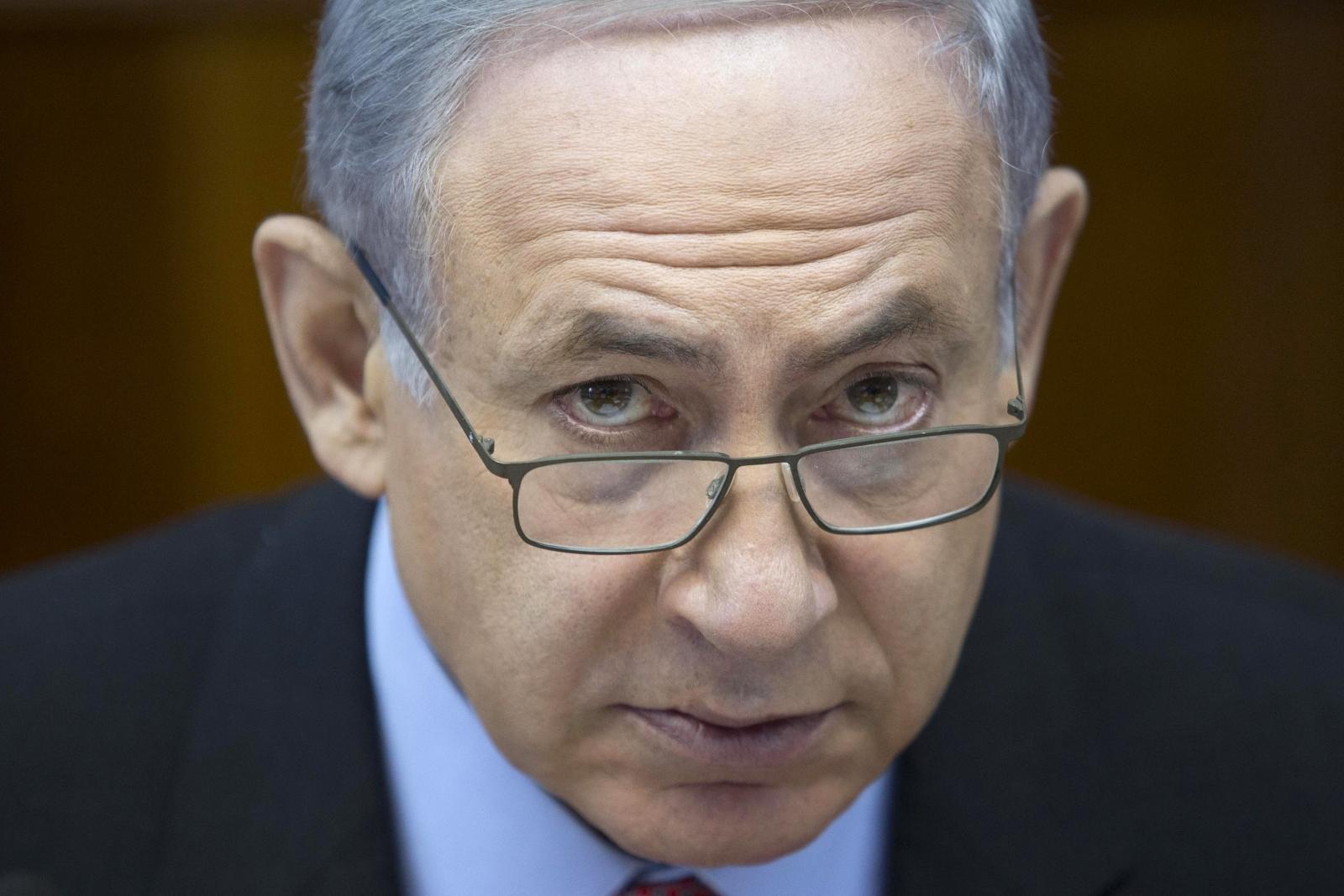 Israel Netanyahu US