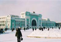 Novosibirsk railway station