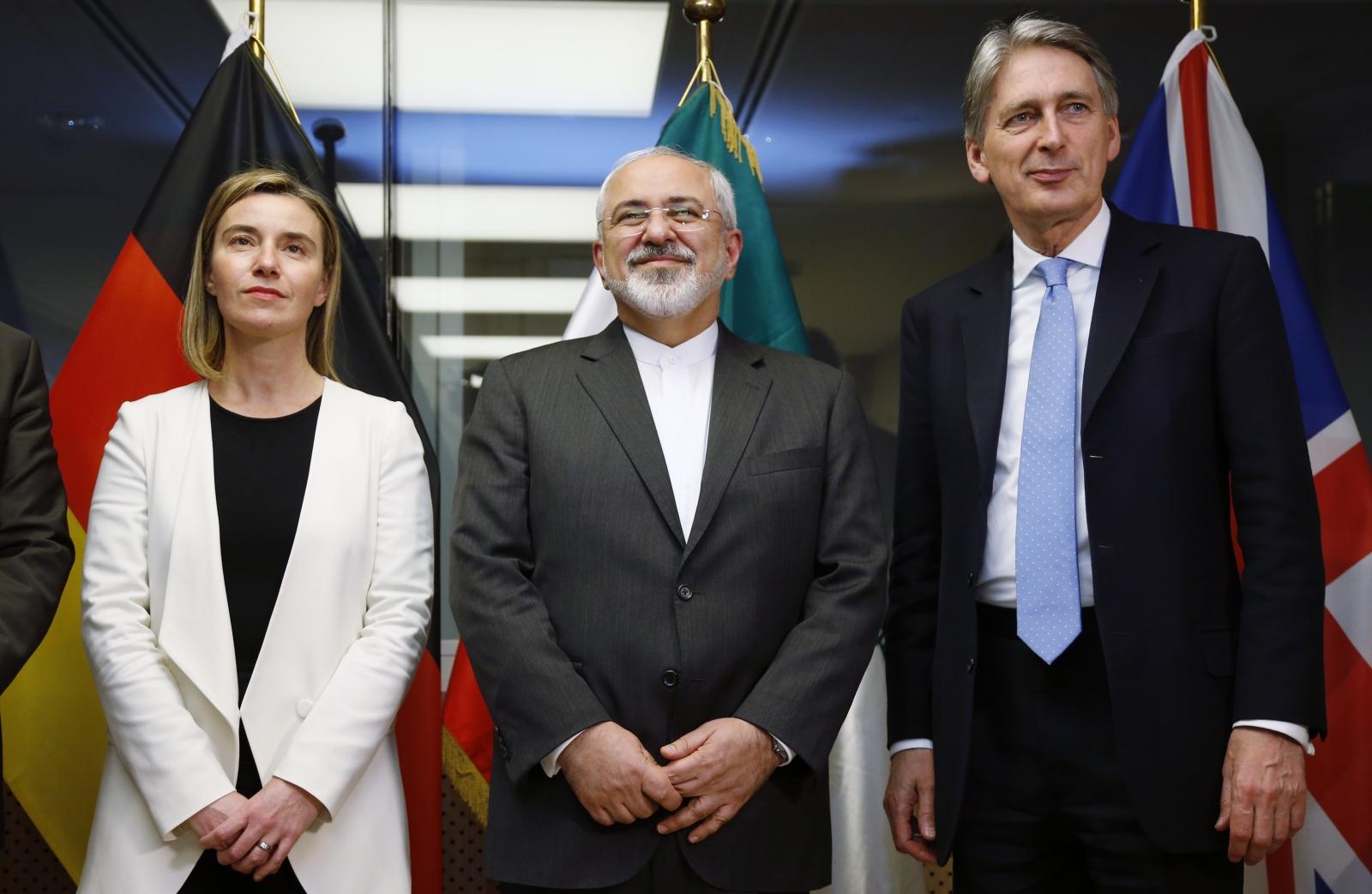 Hammond Iran Yemen hostage