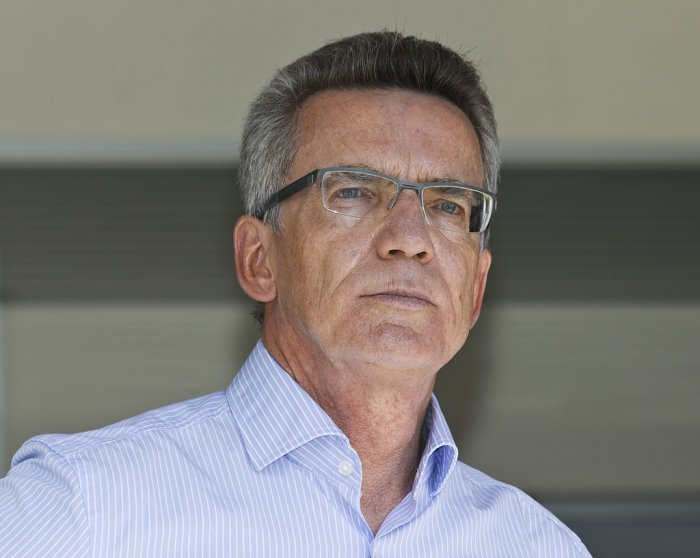 Thomas de Maizière German minister