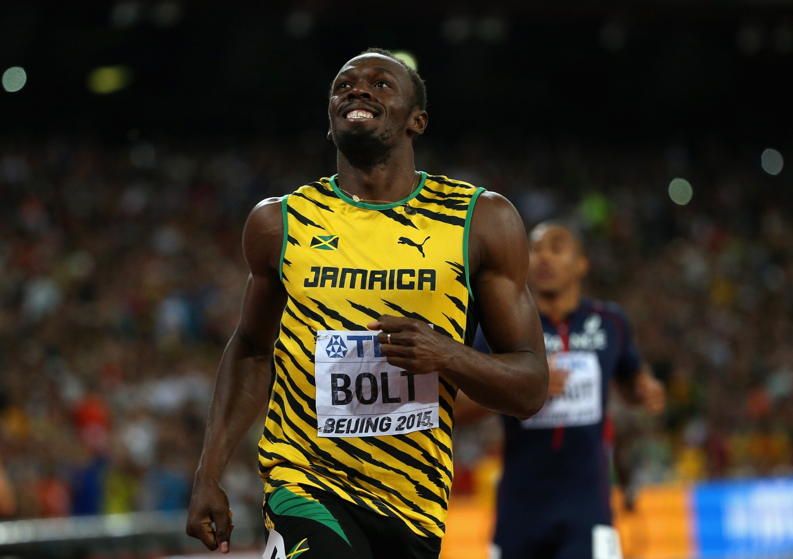 World Athletics Championships 2015: Usain Bolt wins gold ...