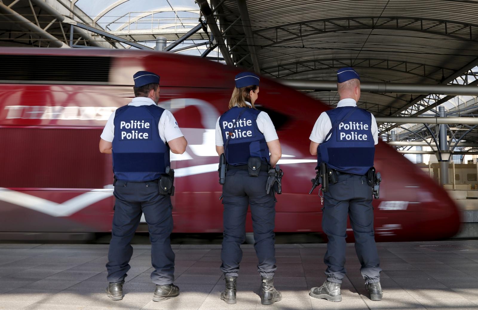 French train attack