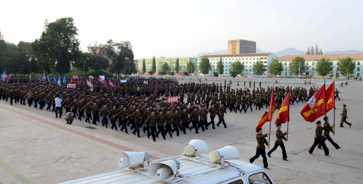 Korean peninsula tension