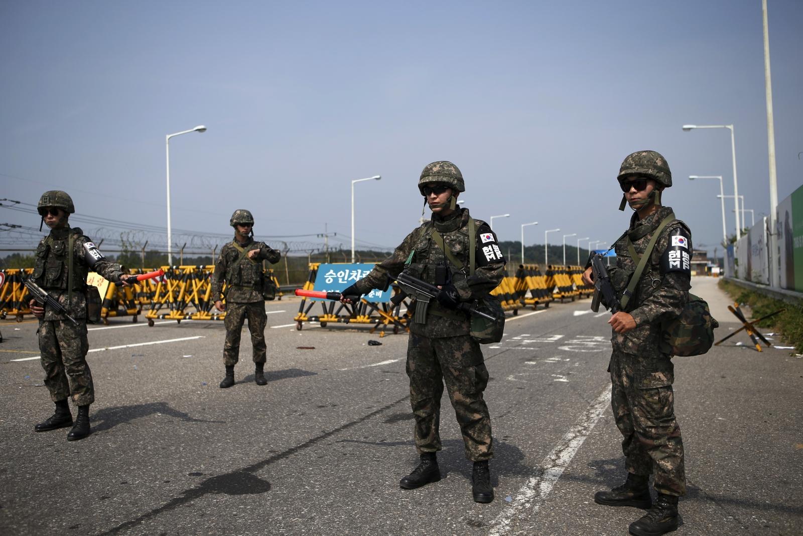 Korean peninsula crisis