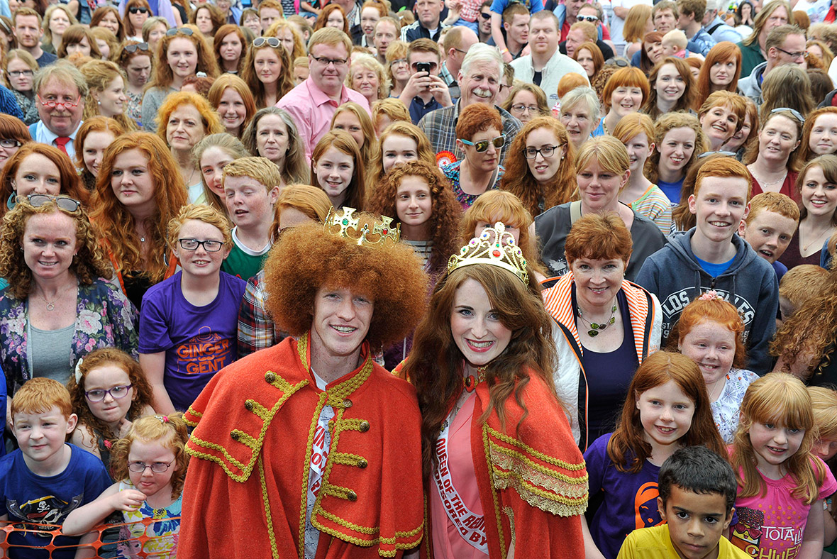 irish redhead convention 2015