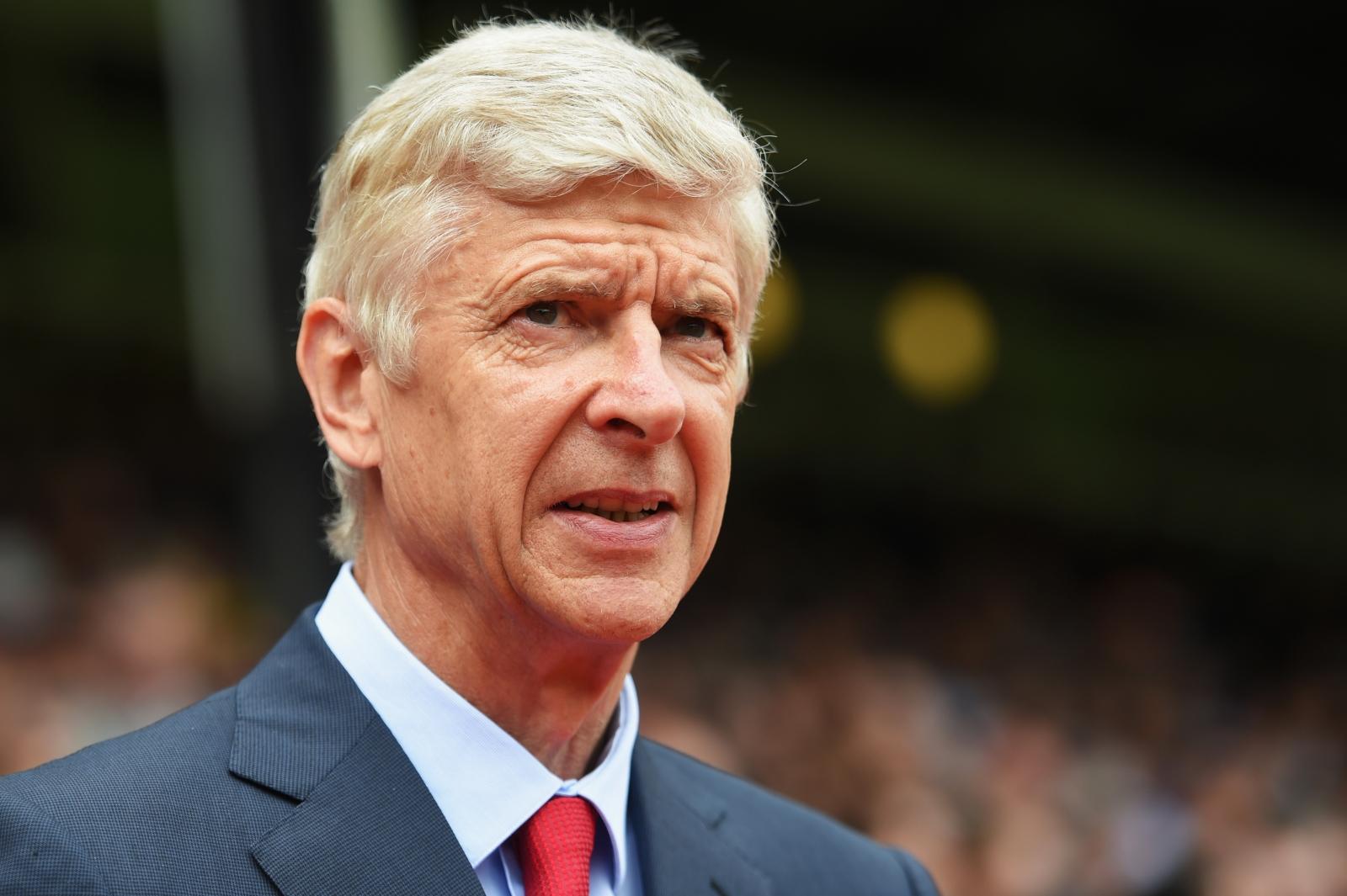 Arsène Wenger headshot