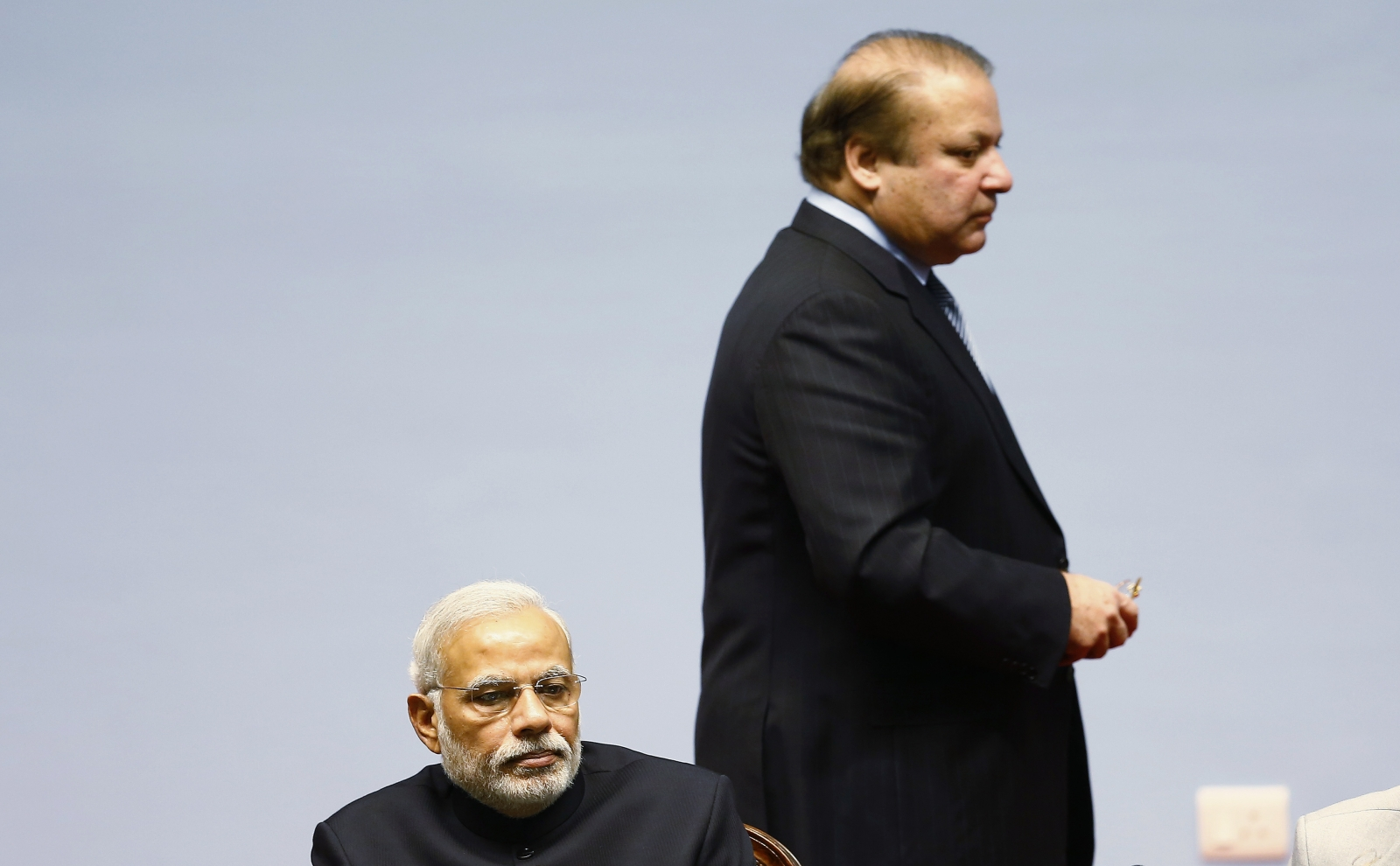 India Pakistan talks cancelled