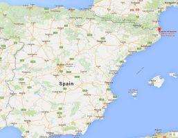 Empuries Spain