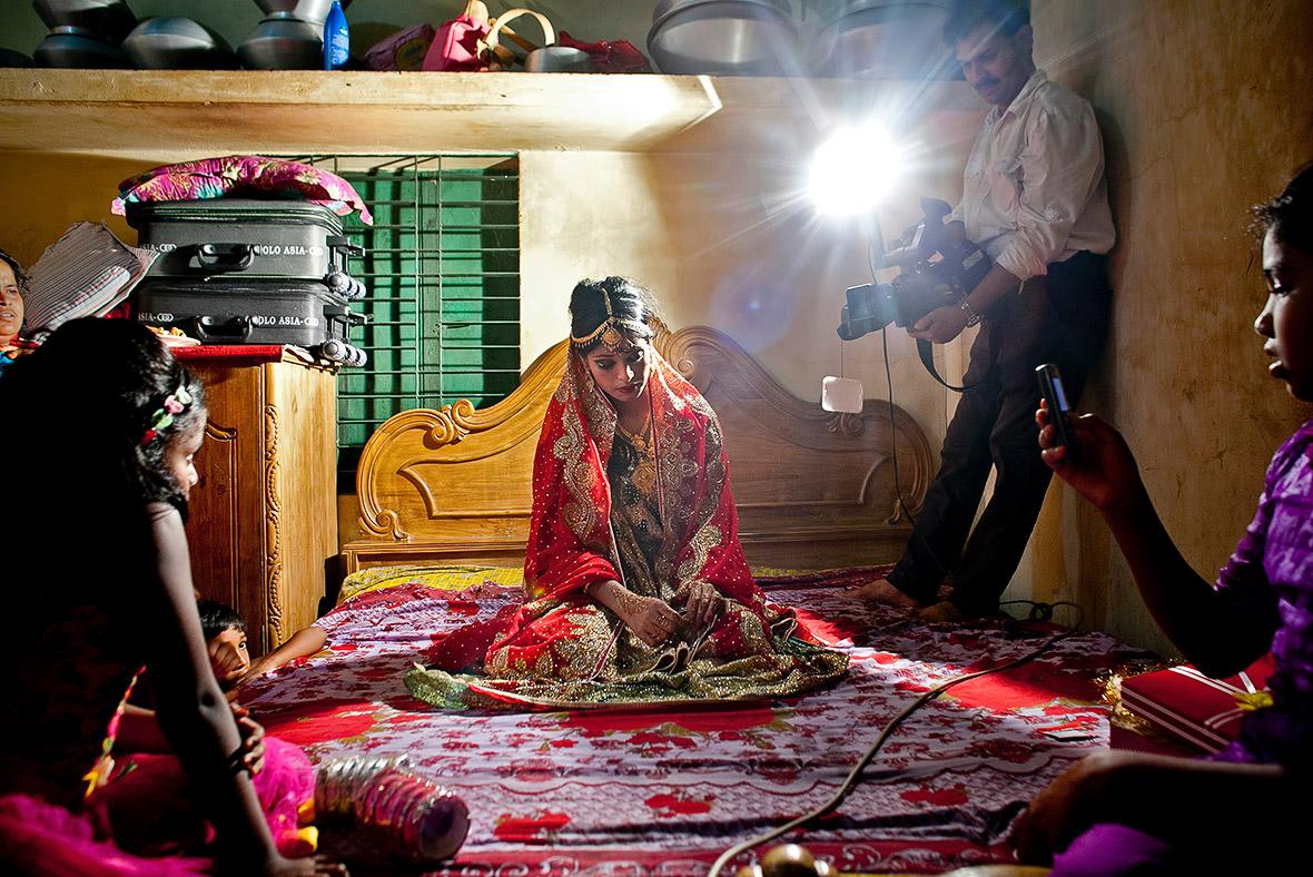 Bangladesh child marriage
