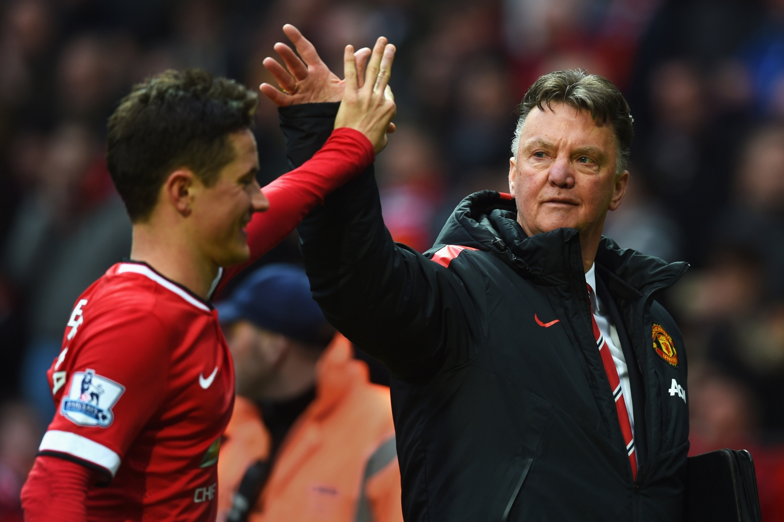 Manchester United: Ander Herrera ready to play wherever Louis van Gaal wants