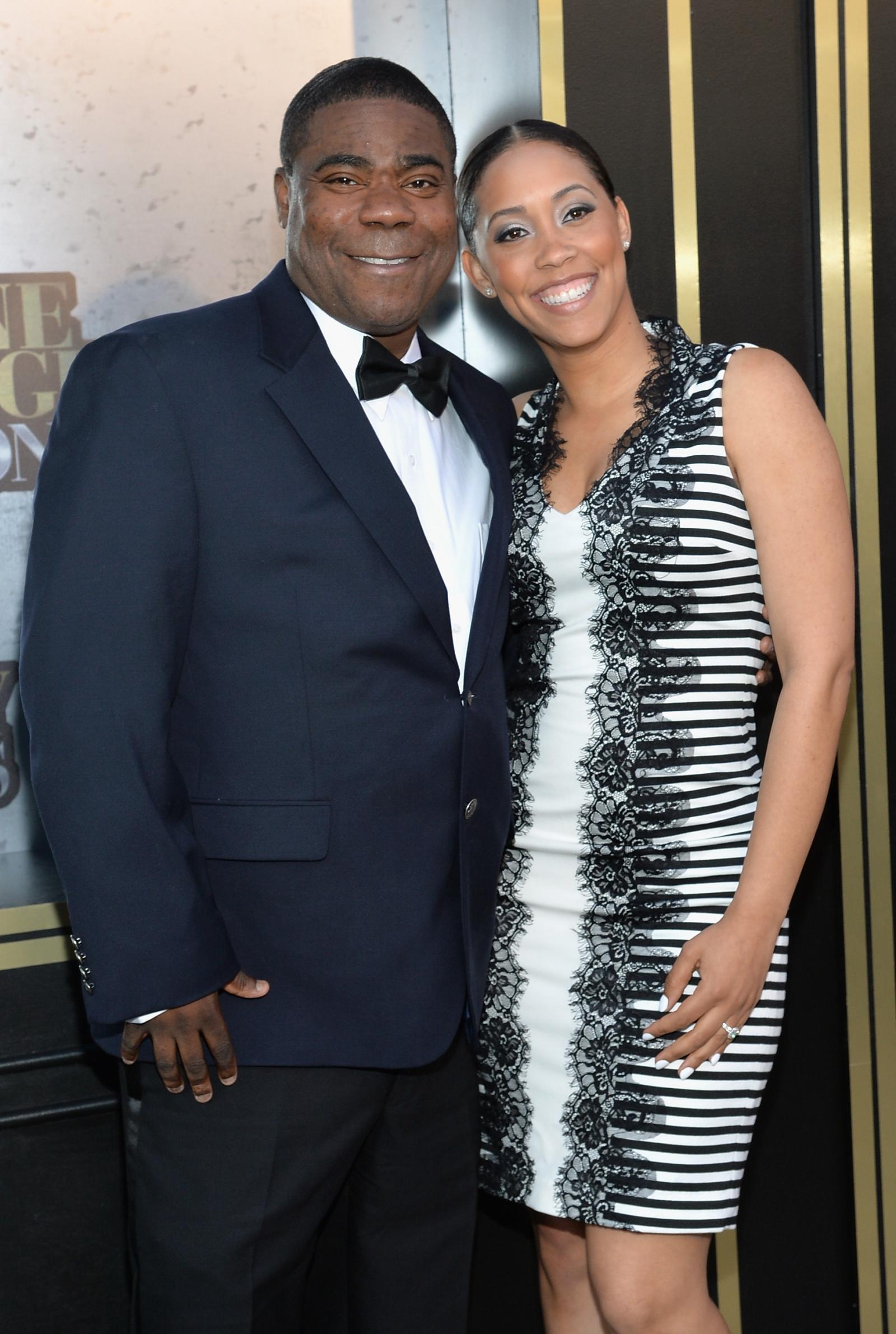 Tracy Morgan Says He And Wife Plan To Dress Like Rob