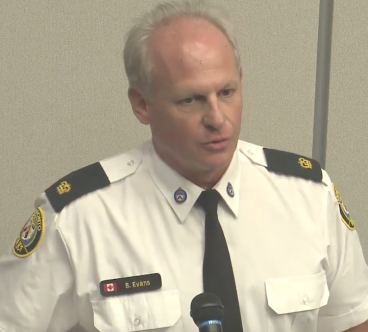 Toronto police Ashley Madison press conference