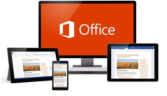 microsoft releases new office 2016 desktop suite worldwide. Black Bedroom Furniture Sets. Home Design Ideas