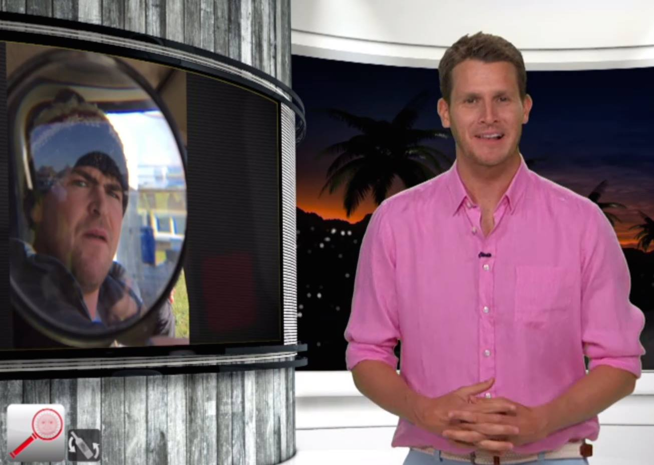 TOSH.O premieres on Comedy Central