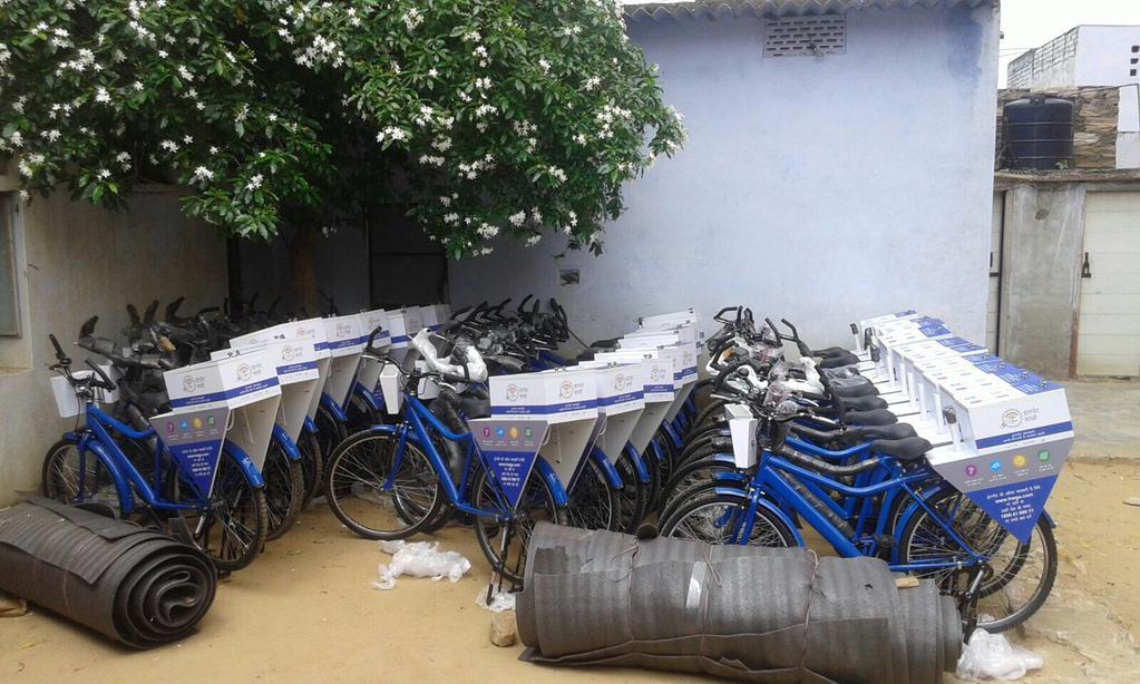 Google Internet Bikes
