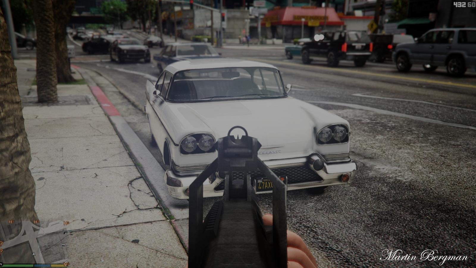 GTA 5 realism mod