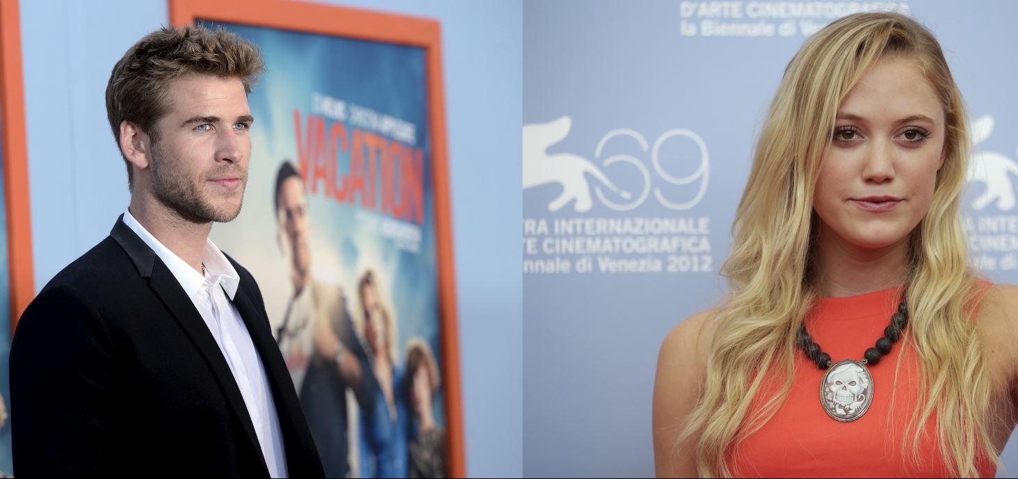 Liam Hemsworth Maika Monroe dating
