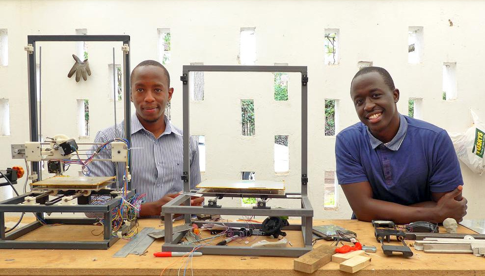 Engineers build 3Dprinters from e-waste in Nairobi