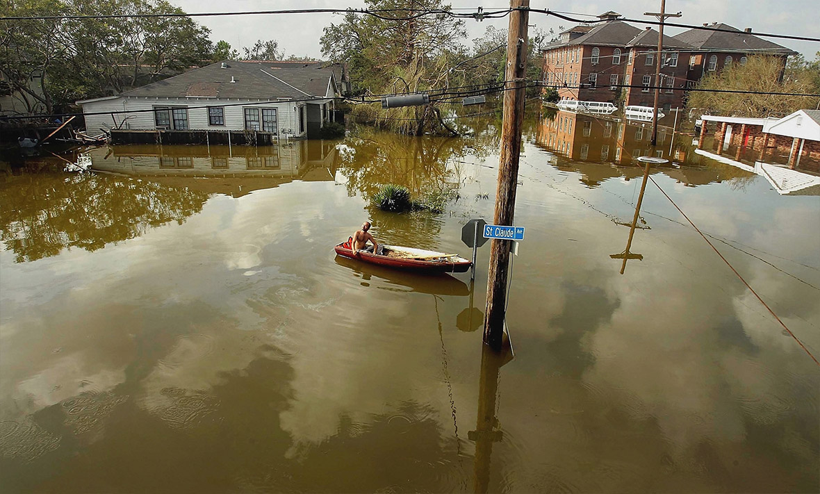 new orleans 10 years after hurricane katrina uneven