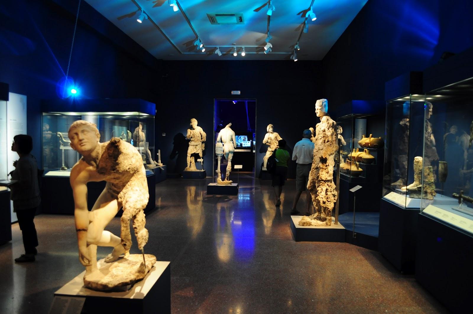 Antikythera wreck treasures