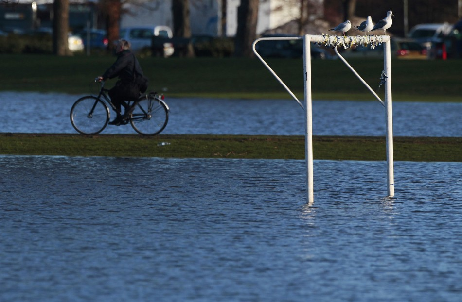 Scotland Floods