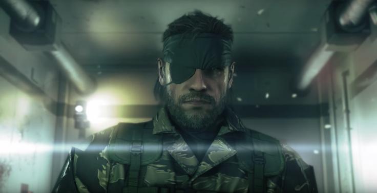 Metal Gear Solid 5 - The Phantom Pain: Hideo Kojima releases