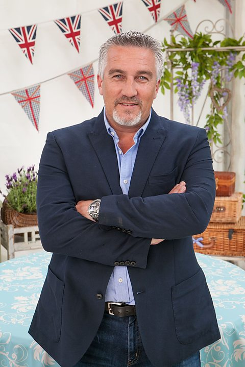 Great British Bake Off's Paul Hollywood