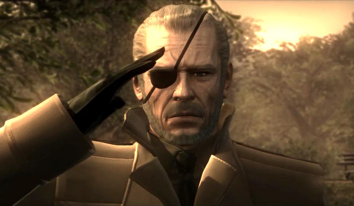 Metal Gear Solid 4 Big Boss