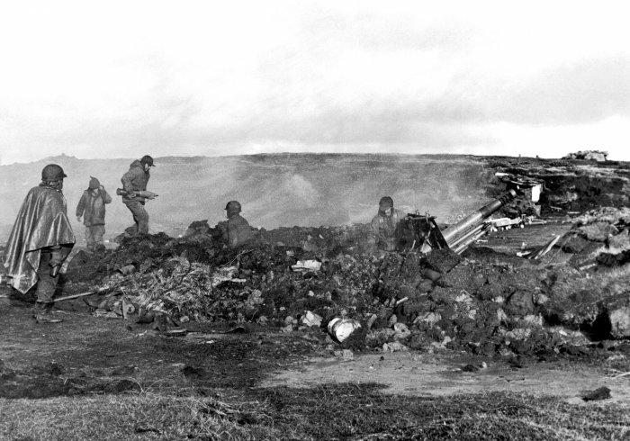 Falklands conflict 1982