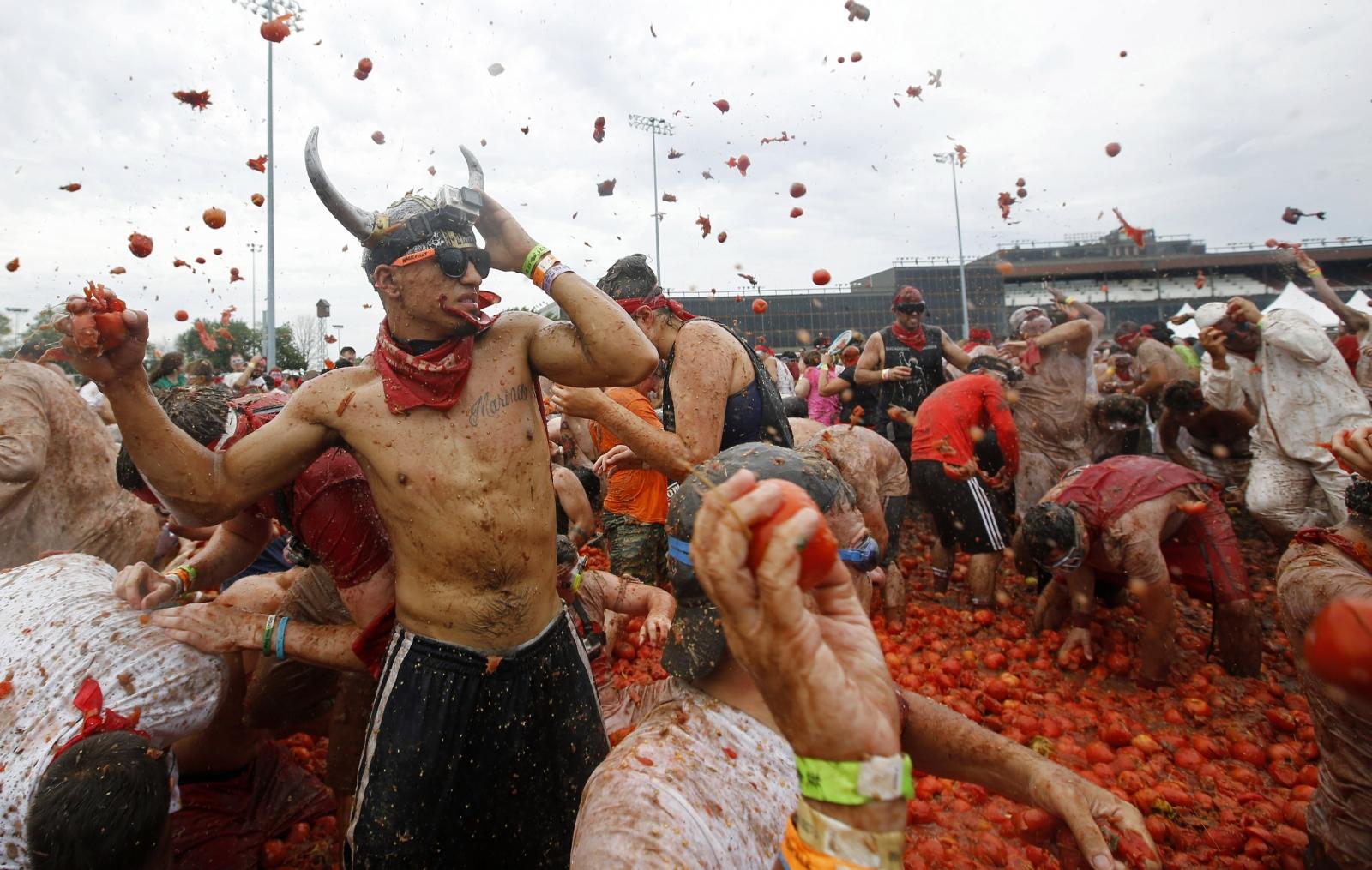 Food Fight Festival Eastern Spain