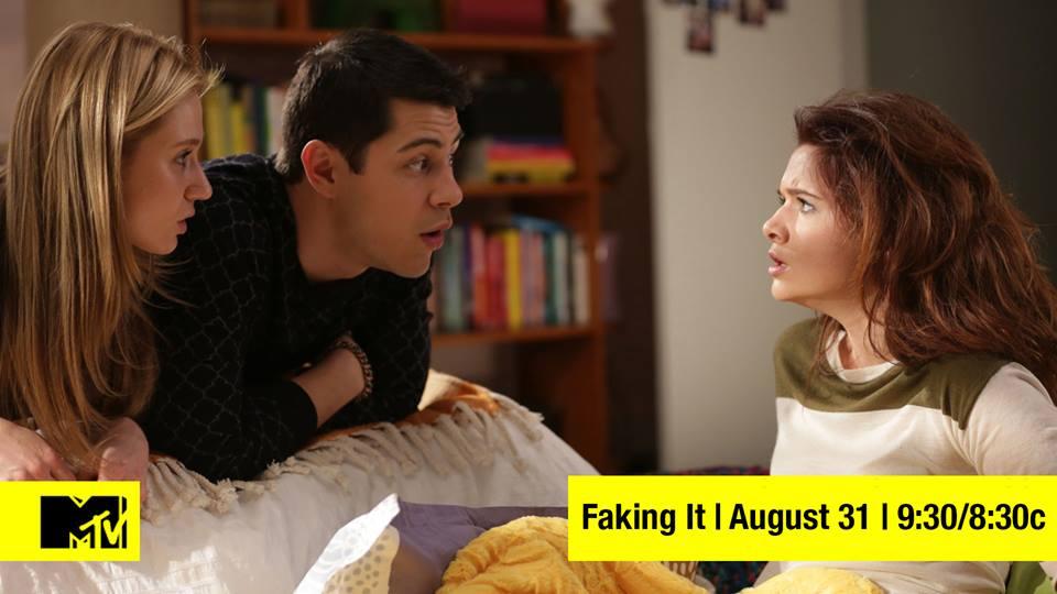 Faking it season 2