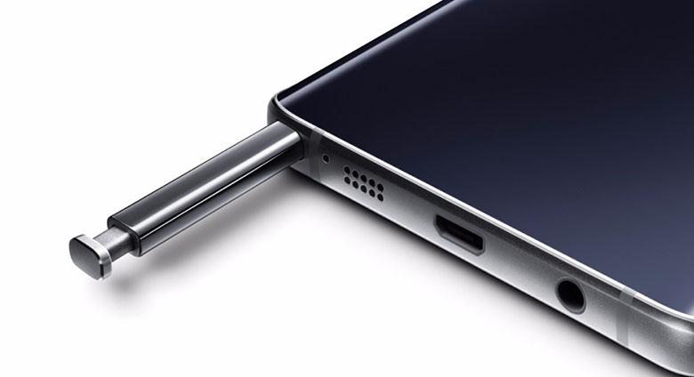Samsung Galaxy Note 5 S Pen stylus