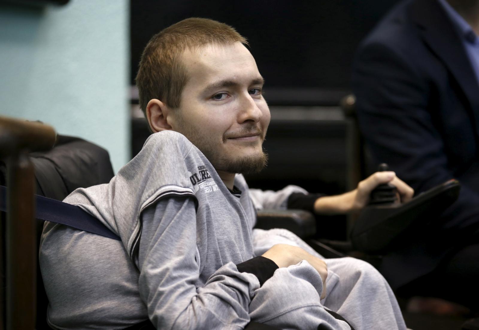 Valery Spiridonov head transplant