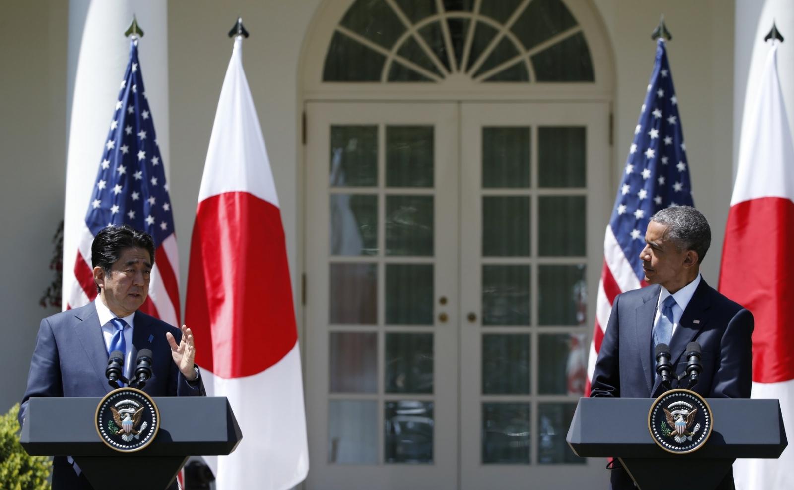 Wikileaks Obama Japan Shinzo NSA