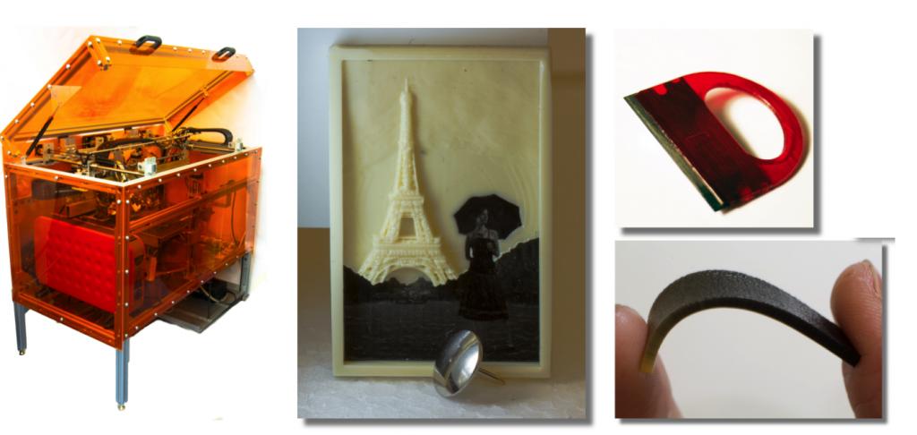 MIT invents the MultiFab 3D printer