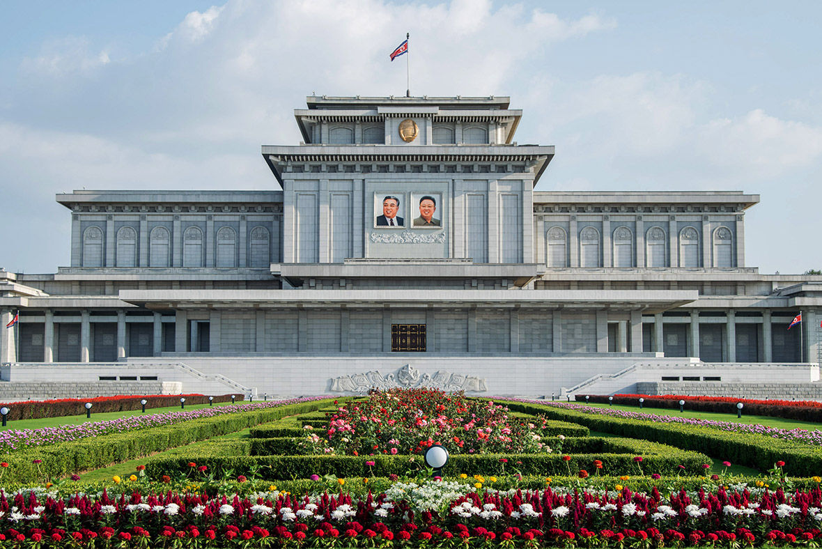Inside North Korea: Photographer defies heavy security to capture images of  abject poverty and big brother state