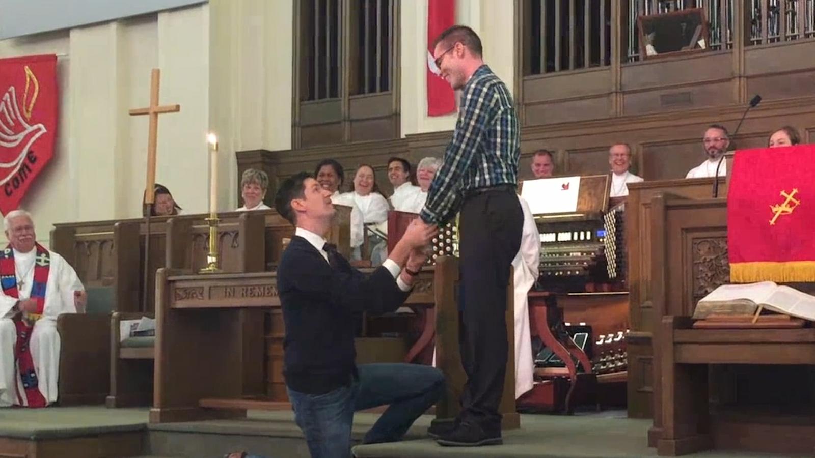 gay marriage proposal texas