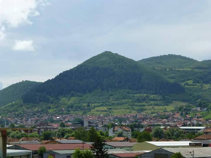 bosnia pyramid